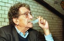Kurt Vonnegut: Eight Rules for Writing Fiction