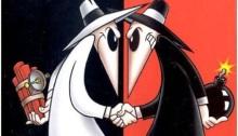 MAD Magazine Spy vs Spy