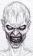 Zombie by Chuck Palahniuk