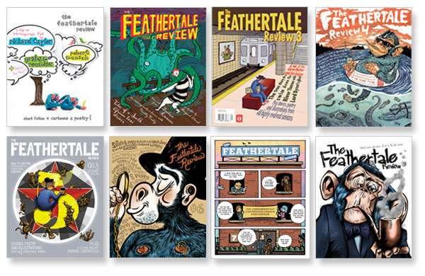 The Feathertale Review Submissions